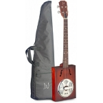 James Neligan Cigar Box Puncheon Cask Guitar