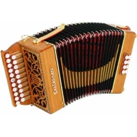 Castagnari Lilly Melodeon in D/G (GX42017)