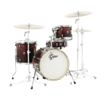 Gretsch Catalina Club Jazz 18'' 4 Pc Shell Pack, Satin Antique Fade