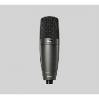 Shure KSM32 Cardioid Condenser Microphone in Charcoal