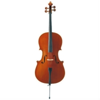 Yamaha VC5S Cello With Cover & Bow
