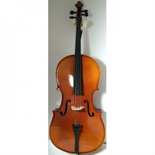 1/4 Size Presto Student Cello Outfit With Bow, Bag & Rosin