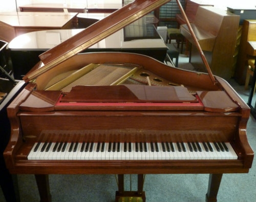 Charles Howes & Son CH162 Grand Piano, Pre-Owned (Made in 2006)