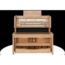 Content Chapel 340R Organ With 4.2 Extern Audio (External Speaker Options)
