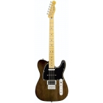 Fender Modern Player Telecaster Plus, Charcoal Transparent