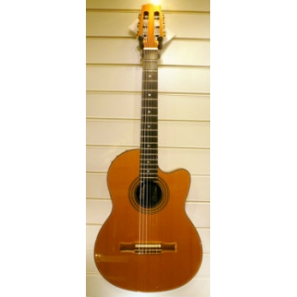 Gibson Chet Atkins CE-AN Solid Body Nylon String Acoustic-Electric, Secondhand