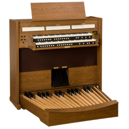 Viscount Chorum 40S Organ With 30 Note Pedalboard & Bench