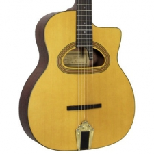 Cigano GJ5 Gypsy Jazz Guitar with D-hole (GR52026)
