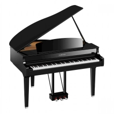 Yamaha CLP795 Clavinova Grand Piano in Polished Ebony (CLP795GP-PE)