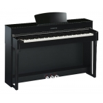 Yamaha CLP635 Clavinova Digital Piano, Polished Ebony