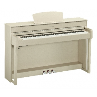 Yamaha CLP635 Clavinova Digital Piano in White Ash (CLP635WA)