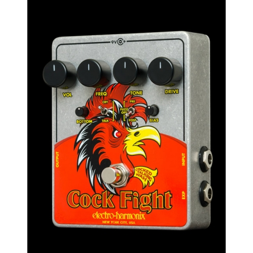Electro-Harmonix Cock Fight Cocked Talking Wah