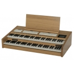 Content Compact 224 Portable Organ with Internal Digital  Amplifiers & Speakers