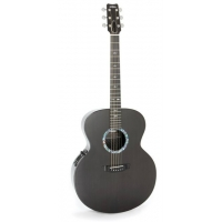 RainSong CO-JM1000N2 Concert Graphite Jumbo Electro Acoustic Guitar