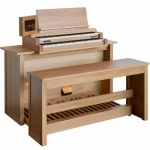 Content Cambiare 223 Hauptwerk Organ With External Speakers (16GB)