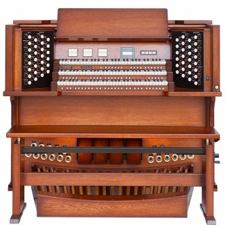 Content Cantate 354R Organ, Radiating Concave Pedalboard & Bench