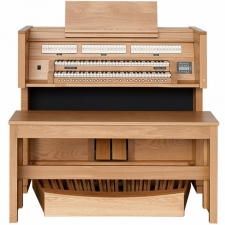 Content Chapel 236R Organ With 4.2 Extern Audio (External Speaker Options)