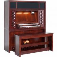 Content Classic 231 Organ, 30 Note Radiating Concave Pedalboard & Bench