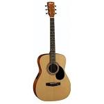 Cort AF510E-OP Electro Acoustic Guitar in Open Pore