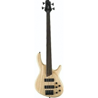 Cort B4 FL Plus AS OPN Fretless Bass