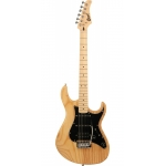 Cort G200DX Deluxe Electric Guitar, Natural