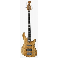 Cort GB5 Custom Natural 5 String Bass