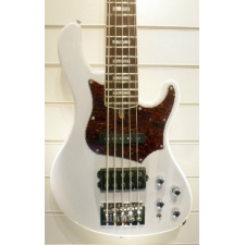 Cort GB75 WBL 5-String Bass Guitar In White Blonde