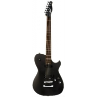 Cort MBC1 Matt Bellamy (Muse) Signature Electric Guitar In Matt Black