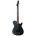 Cort Hugh Manson Stage Series M-Jet Electric Guitar in Matte Black