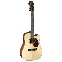 Cort Natural Glossy MR710F 12-String, Natural