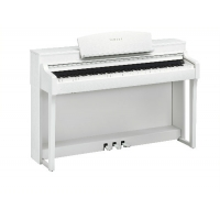 Yamaha CSP150 Clavinova in Satin White