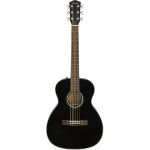 Fender CT60S Acoustic Guitar, Black