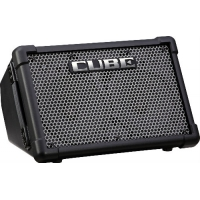 Roland Cube Street EX Battery Powered Stereo PA Amplifier (25w+25w)