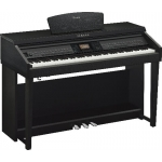Yamaha CVP701 Clavinova Digital Piano, Black Walnut
