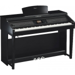Yamaha CVP701 Clavinova Digital Piano, Polished Ebony