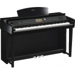 Yamaha CVP705 Clavinova Digital Piano in Black Polished Ebony (CVP705PE)