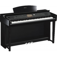 Yamaha CVP705 Clavinova Digital Piano Polished Ebony