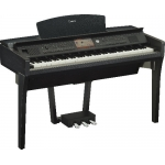 Yamaha CVP709 Clavinova Digital Piano in Black Walnut