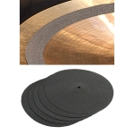 Hardcase Cymbal Protectors (Pack Of 5) HCP19