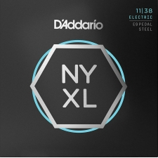 D'Addario NYXL1138PS Pedal Steel Guitar Strings