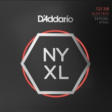 D'Addario NYXL1238PS Pedal Steel Guitar Strings