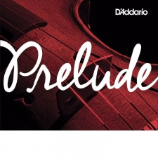 Set - 4/4 Size D'Addario Prelude Medium Tension Violin Strings (J810 4/4M)