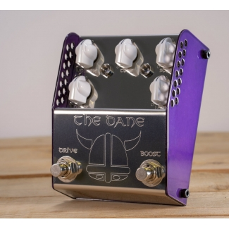 """THORPYFX THE DANE Overdrive and Booster, Peter """"Danish Pete"""" Honore's Signature pedal"""