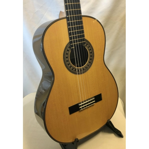 David Pelter 18.021 Classical Guitar with Case, Handmade in Kirkby Lonsdale