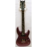 DBZ Barchetta ST Electric Guitar in Aubergine, Secondhand