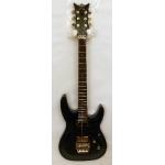 DBZ Barchetta ST FR Electric Guitar in Cobalt Blue