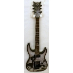 DBZ Bare Bones Religion Series Crucifixion Electric Guitar