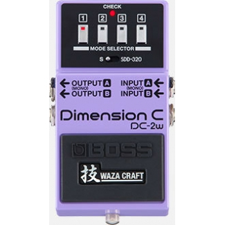 Boss DC2W Dimension C Guitar Effects Pedal