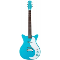 Danelectro DC59M CBL Baby Come Back Blue