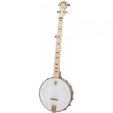 Deering Goodtime 5-String Banjo, Open Back, USA Made